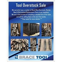 Tool Overstock Sale