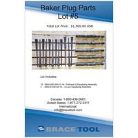 Baker Plug Parts Lot #5 For Sale!