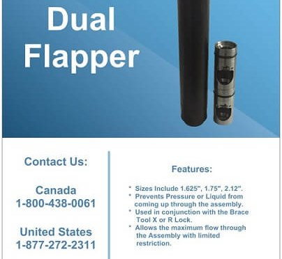 Dual Flapper