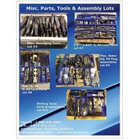 Misc. Parts, Tools & Assembly Lots