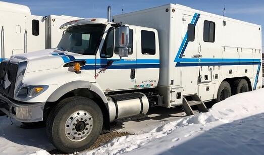 Tandem Eline Truck