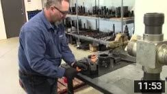 How To Assemble The Brace Manual Wireline Valve