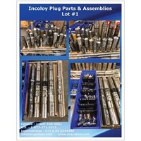 Incoloy Plug Parts & Assemblies Sales Flyer Page 7 - Lot #1