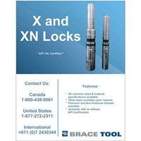 X and XN Locks - API Certified
