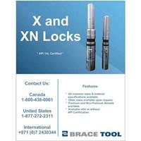 X and XN Locks - API Certified