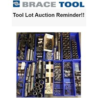 Tool Lot Auction Reminder.....