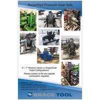 Recertified Pressure Gear Sale