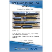 Solid Skirt Pulling Tool Lot #3C For Sale!