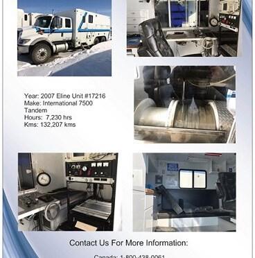 For Sale - Tandem Eline Truck