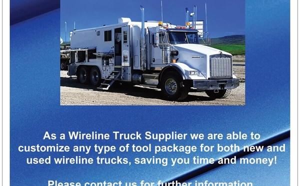 Wireline Truck Supplier