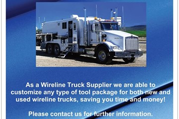 Wireline Truck Supplier
